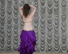 Arab beauty Margarita Dyachenko Belly dance HD 720p