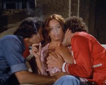 Conchita Airoldi, Torso (Threesome erotic scene) MFM