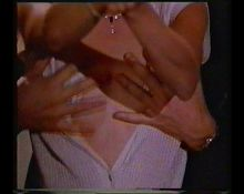Barbara Williams Topless & Hairy Muff Flash