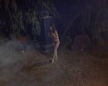 Dene Starnes nude in Orgy of the Dead