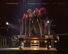 Britney Spears Sexy I Love Rock & Roll Live
