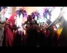 Alla Kushnir sexy Belly Dance part 135