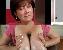 Linda Bellingham ...big boob wank