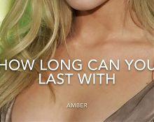 Amber Heard Jerk off challenge