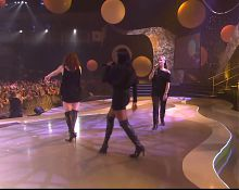 Sexy Slutty Sugababes Live