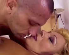Mature woman and young man - 64