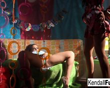 Busty Kendall fucks super hot busty Natasha Nice