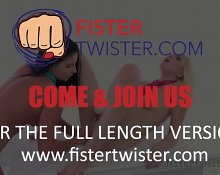 Fistertwister - Lucia Is At It Again - Fisting Porn