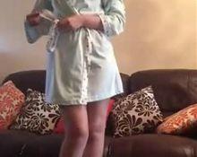 Hot Punjabi Girlfriend Teasing