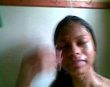 me shower