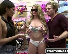 RealityKings - Money Talks - Katalina Mills Michael Vegas Sk