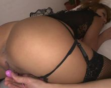 Sexy Japanese with Big Titties and Stockings FUCKS!