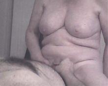 My wife's 38DD tits