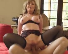 Hot milf good fucked