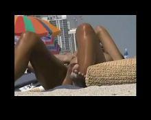 I Am A BeachVoyeur 148 - Hairy Pussies- BVR