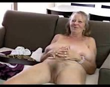 The granny hot neighbor