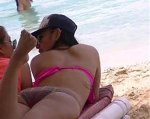 Filipina beach babe soles 2