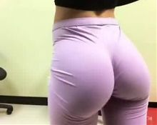 what a piece of ass