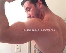 Muscle Fetish - Edward Flexing