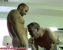 Naughty Joe gets ass drilled by big dick redneck Duncan