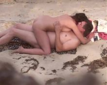 Kama Sutra on the beach Riding 2