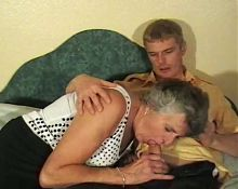 British Granny Steph (Short video)