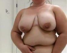 Ugly Sexy BBW Striptease